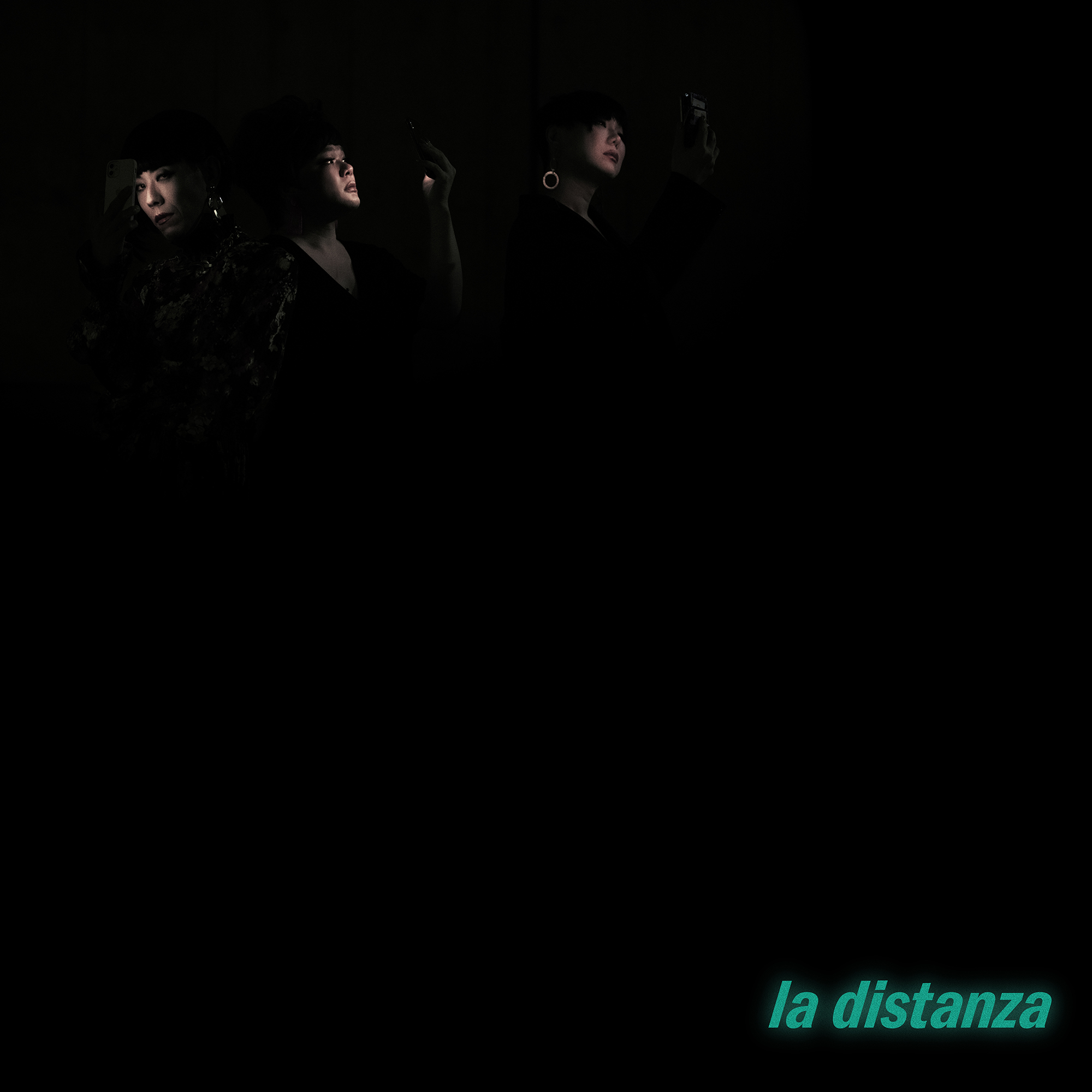 【NEW RELEASE】配信シングル『 la distanza』10月13日配信開始!
